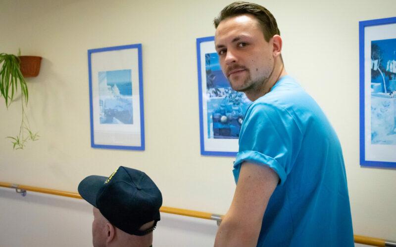 Arbeit Als Pflegehilfskraft