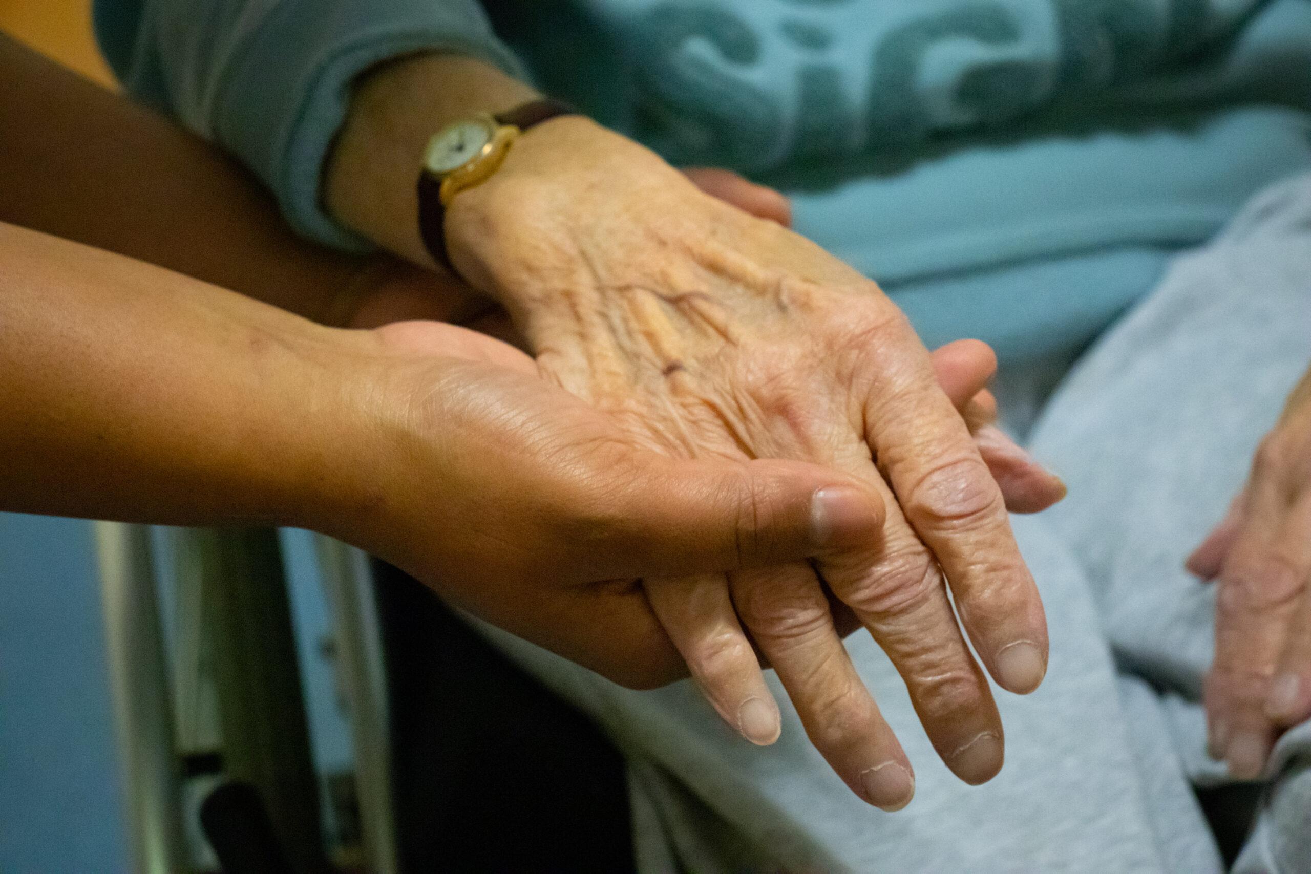 """Arbeit In Der """"Palliativ-Care"""" Pflege"""