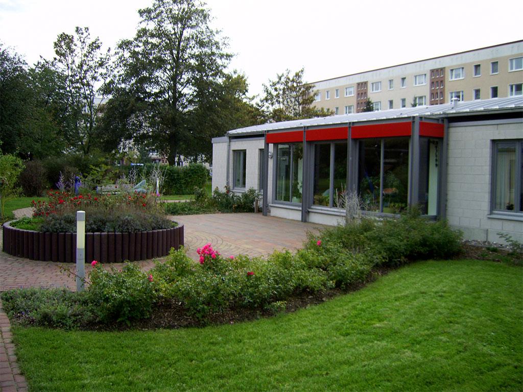 Pflegeheim Alternative Wohnoase