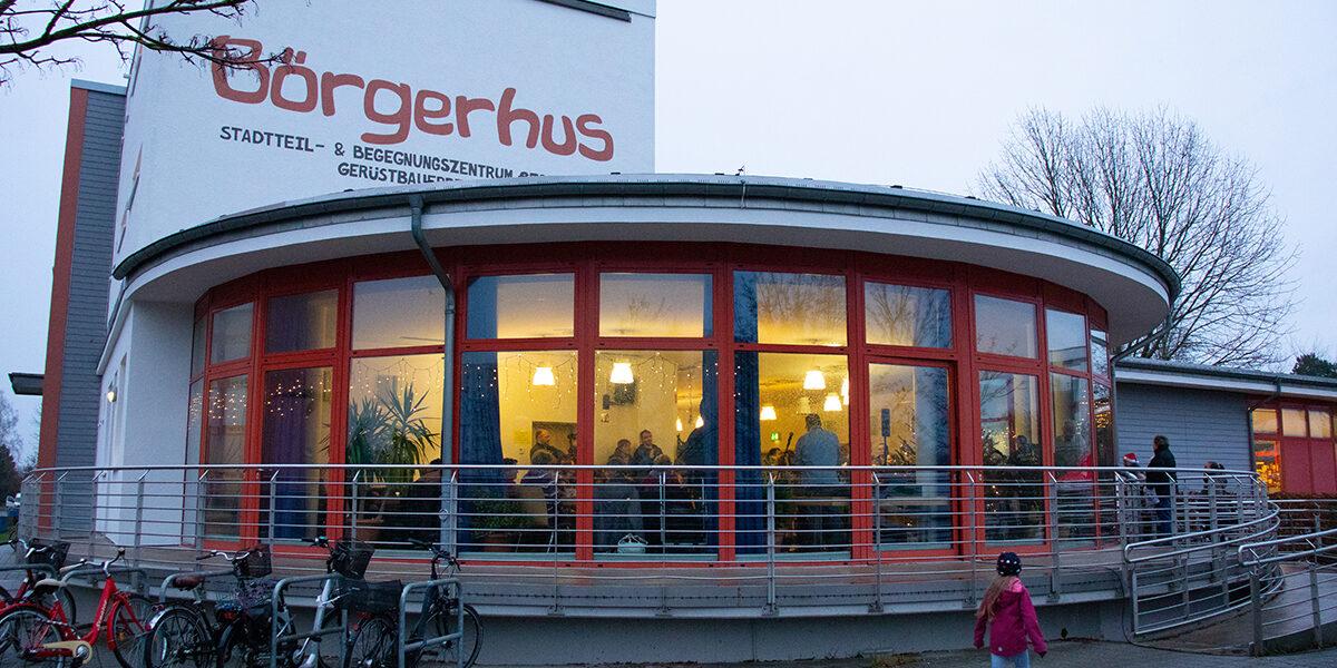 BÖRGERHUS | Stadtteil- Und Begegnungszentrum Groß Klein