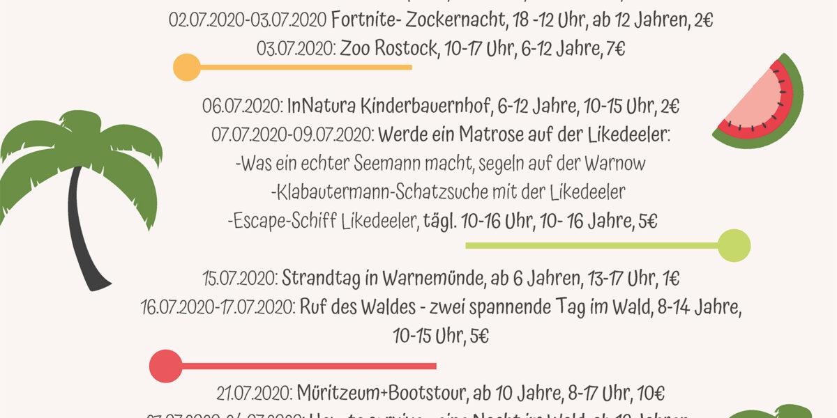 Das Börgerhus Bietet Zahlreiche Aktivitäten Für Groß Und Klein.